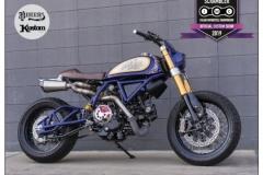 SCRAMBLER - Ducati Scrambler di HMM Officine Caravà (VA)