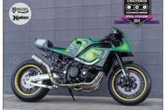 STREETFIGHTER - Kawasaki Z900 RS di Metal Dreams (VE)