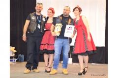 Contest Bike Show Kustom Road 2019