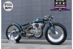 BEST IN SHOW - H-D JD 1920 di Gallery Motorcycles (BS)