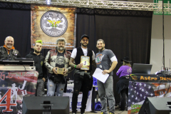 Contest Bike Show Kustom Road 2018