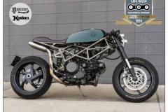 BEST CAFÉ RACER - Ducati Monster – FTG Moto Milano (MI)