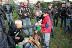 Momenti più significativi, dell'indimenticabile giornata passata con i bambini e lo staff dell'associazione Il Piccolo Principe Onlus, Busto Arsizio - Epifania 2014