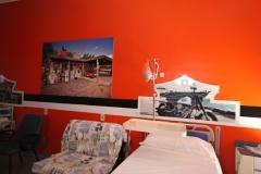 Inaugurazione della cameretta in stile Biker nel reparto Pediatria Ospedale di Busto Arsizio - Kustom Road ® Edizione 2017