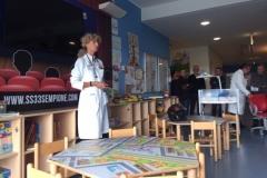 Inaugurazione della cameretta in stile Biker nel reparto Pediatria Ospedale di Legnano - Kustom Road ® Edizione 2019