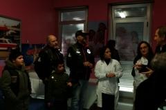 Inaugurazione della cameretta in stile Grease nel reparto Pediatria Ospedale di Busto Arsizio - Kustom Road ® Edizione 2018