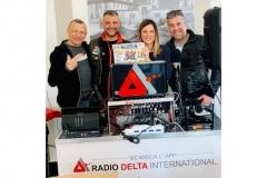 Radio Delta International  Promozione Kustom Road Edizione 2019
