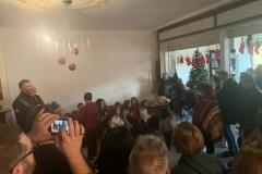Momenti più significativi, dell'indimenticabile giornata passata con i bambini e lo staff dell'associazione Il Piccolo Principe Onlus, Busto Arsizio - Epifania 2020