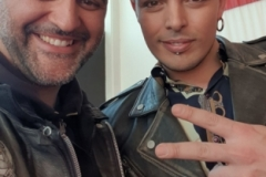 Incontro con Stash dei The Kolors