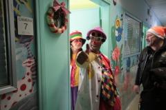 Natale 2014 Reparto di pediatria Ospedale di Busto Arsizio
