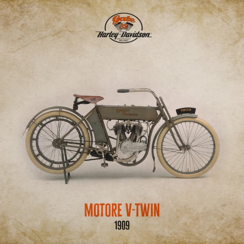 Harley Davidson® History
