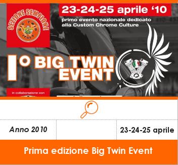 Visualizza il dettaglio Big Twin Event Edizione 2011