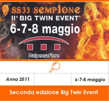 Visualizza il dettaglio Big Ttwin Event Edizione 2010