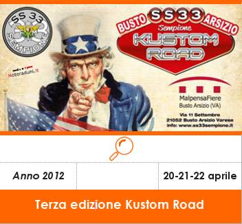 Visualizza dettaglio American Bike and Cars Show - Kustom Road Edizione 2012