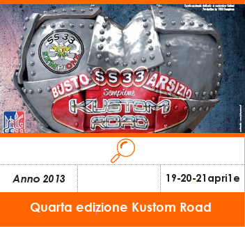 Visualizza dettaglio American Bike and Cars Show - Kustom Road Edizione 2013