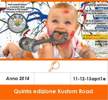 Visualizza dettaglio American Bike and Cars Show - Kustom Road Edizione 2014