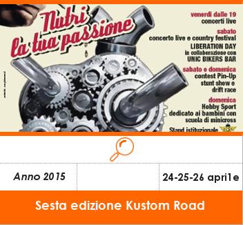 Visualizza dettaglio American Bike and Cars Show - Kustom Road Edizione 2015