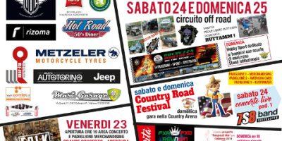 Locandina del Kustom Road American Bike and Cars Show Edizione 2018